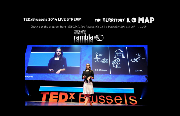 TEDx Brussels livestream
