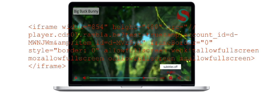 Optimize Viewing Experience with our new HTML5 Player