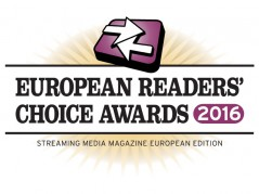 4 Nominations for European Streaming Media Awards